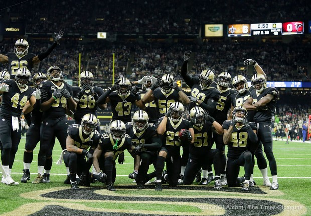New Orleans Saints vs. Pittsburgh Steelers at Mercedes Benz Superdome