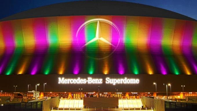 New Orleans Bowl at Mercedes Benz Superdome