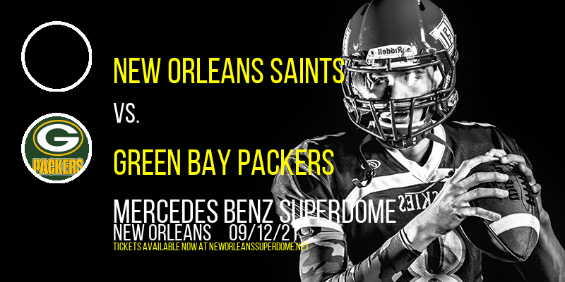 New Orleans Saints vs. Green Bay Packers [CANCELLED] at Mercedes Benz Superdome