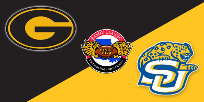 Bayou Classic: Southern Jaguars vs. Grambling State Tigers at Mercedes Benz Superdome