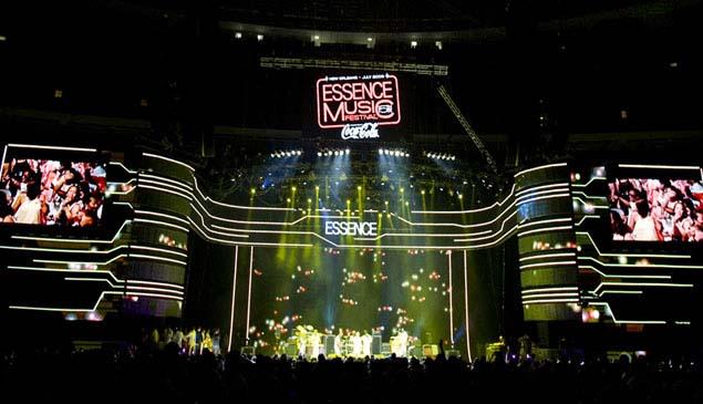 Essence Music Festival - Sunday at Mercedes Benz Superdome
