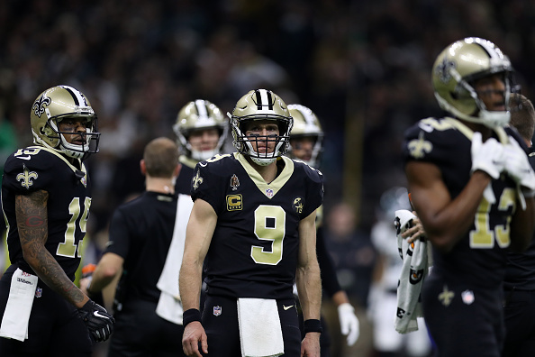 NFC Wild Card or Divisional Home Game: New Orleans Saints vs. TBD (Date: TBD - If Necessary) at Mercedes Benz Superdome